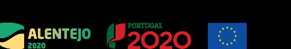 Cofinanciado por Alentejo 2020, Portugal 2020, Fundo Social Europeu